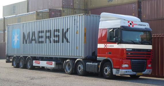 Diensten Containertransport