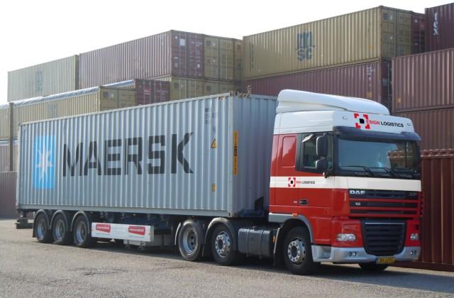 DL Containertransport